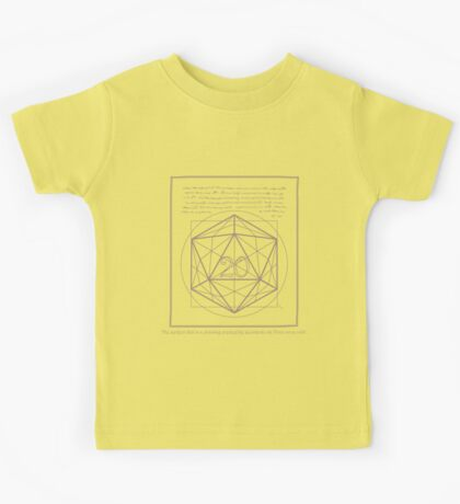 The perfect D20 Kids Tee