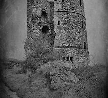 Hadleigh Castle by Dave Godden