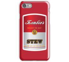 Zombie's Steeeeew iPhone Case/Skin
