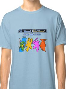 Turtles in Time - Leonardo Classic T-Shirt