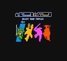 Turtles in Time - Leonardo Unisex T-Shirt