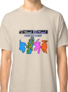 Turtles in Time - Michelangelo Classic T-Shirt