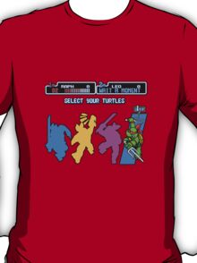 Turtles in Time - Raphael T-Shirt
