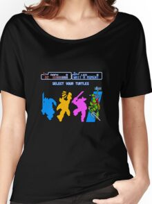 Turtles in Time - Raphael Women's Relaxed Fit T-Shirt