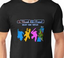 Turtles in Time - Raphael Unisex T-Shirt