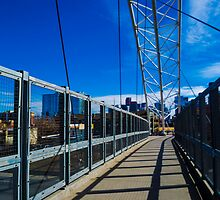 Highland Denver Bridge by Jake Kauffman