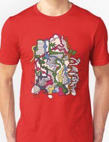 Dissolve Abstract 1 Unisex T-Shirt