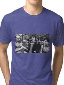 Black Books Tri-blend T-Shirt