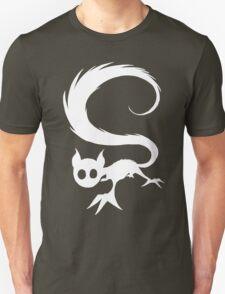 SquirrelCat - White Unisex T-Shirt