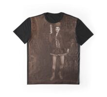 Steampunk - Lady Grace Graphic T-Shirt
