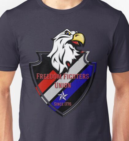Freedom Fighters Union Unisex T-Shirt