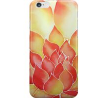 Fire Flower iPhone Case/Skin