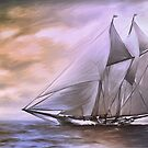 Schooner..... by andy551