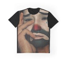 The Sad Clown Graphic T-Shirt