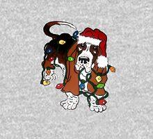 Basset Christmas Helper Hoodie