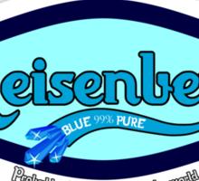 Heisenberg Blue 99% Pure | Carlsberg Spoof | Breaking Bad Sticker