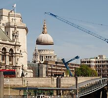 Taking the lid off St Pauls Cathedral by Terry Senior