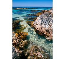 A Clear Channel Photographic Print