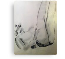 1920's knickers Canvas Print