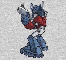 TRANSFORMERS: Optimus by KERZILLA