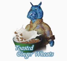 Toasted Ginger Wheats Kids Clothes