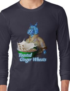 Toasted Ginger Wheats Long Sleeve T-Shirt