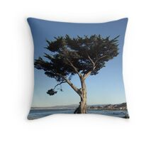 Unique California Tree Print Throw Pillow