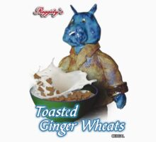 Toasted Ginger Wheats by jkartlife