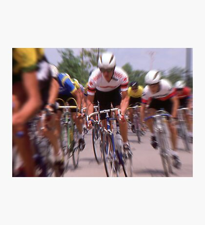 Breaking Away Photographic Print