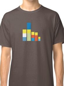 Simpsons on the Block Classic T-Shirt