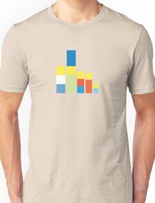 Simpsons on the Block Unisex T-Shirt