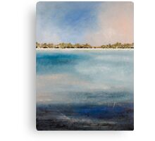 EARLY MORNING ACROSS THE BAY Canvas Print