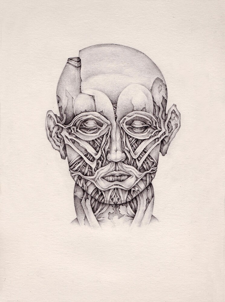 face by Andrew Kilgower