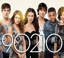 90210-new cast by KikkaT