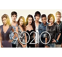 90210-new cast Photographic Print