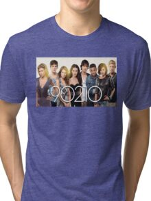 90210-new cast Tri-blend T-Shirt