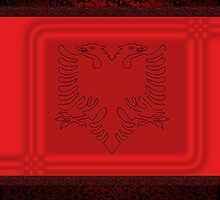 Albania Iphone and Ipod Cases  by Clickcreations