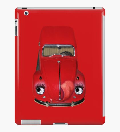 ㋡  CAR VOLKS WAGON BUG IPAD CASE (GLAMOUR BUG)㋡ iPad Case/Skin