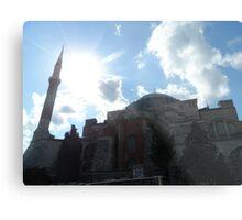 Hagia Sophia - Istanbul, Turkey Metal Print