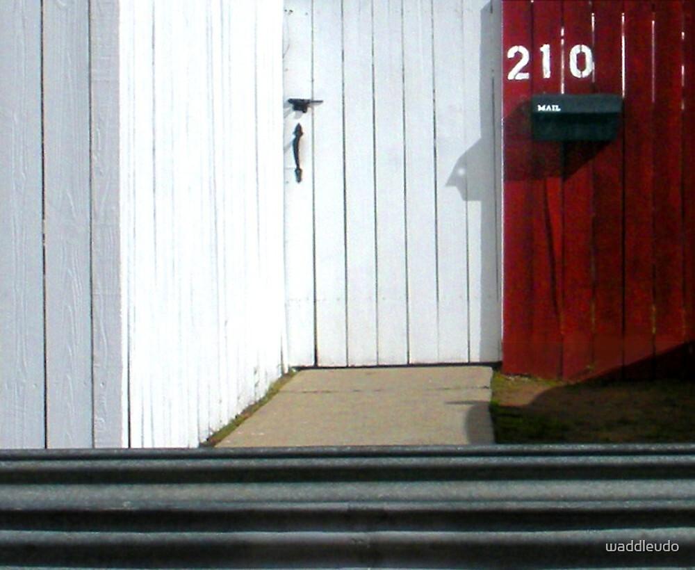 Find The Mailman by waddleudo