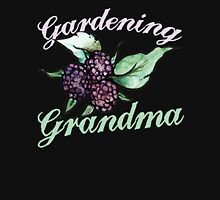 Gardening Grandma Women's Fitted Scoop T-Shirt