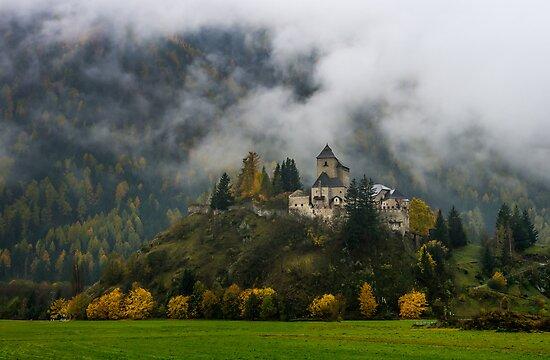 Reifenstein Castle by lakicsv