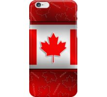 Canada iphone and Ipod Cases iPhone Case/Skin