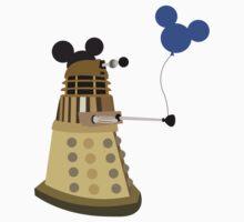 Dalek on Vacation by R3pt4rlol