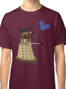 Dalek on Vacation Classic T-Shirt