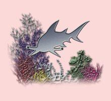 Hammerhead Shark Baby Tee