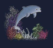 Dolphin Kids Tee
