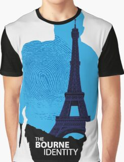 The Bourne Identity Graphic T-Shirt