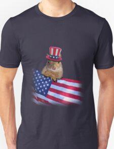 Patriotic Squirrel T-Shirt