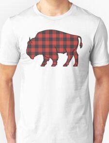 Buffalo Plaid Unisex T-Shirt